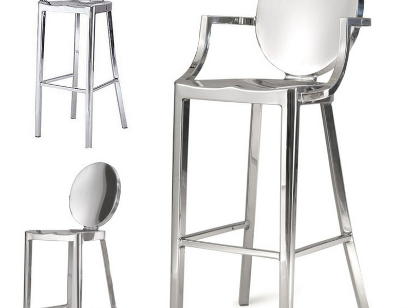 Ghost Chair Bar Stools Copy