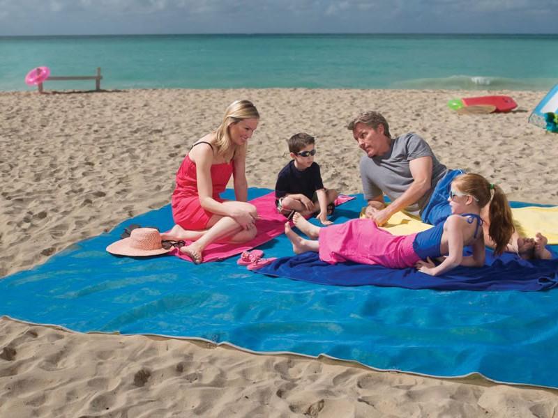 Giant Beach Towel Blanket