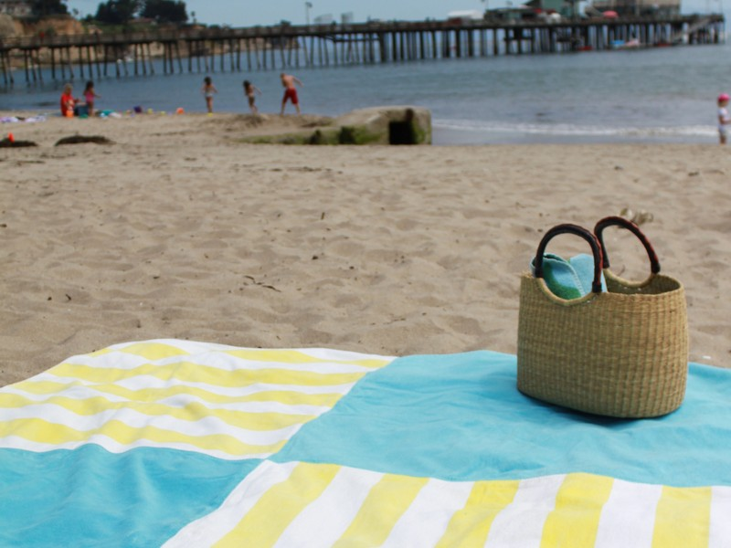Giant Beach Towel