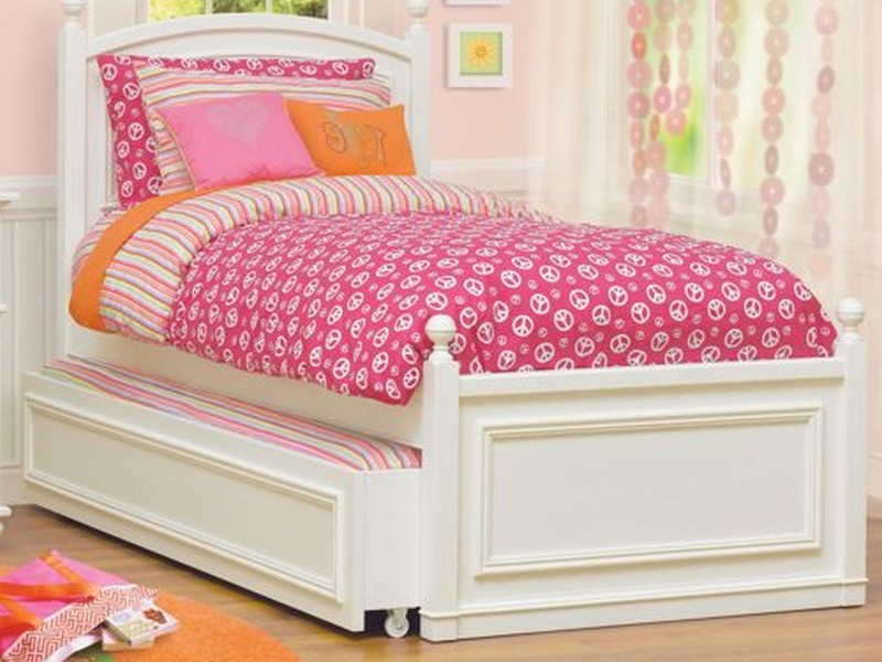 Girls Trundle Beds
