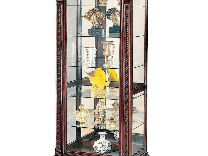 Glass Curio Cabinets