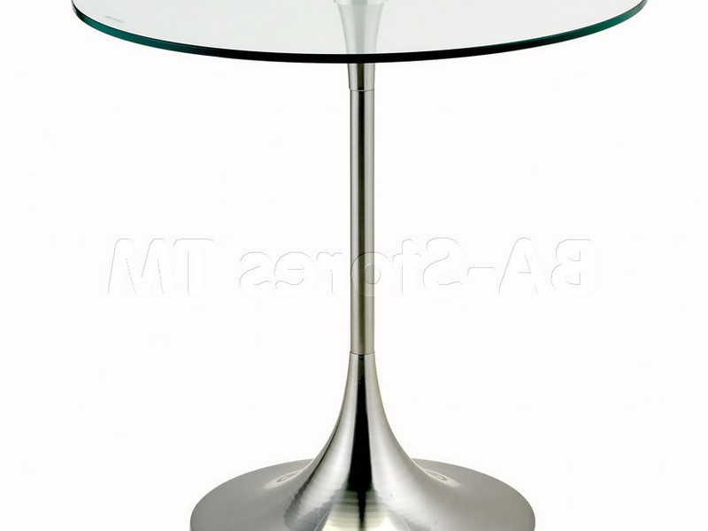 Glass Top Accent Tables