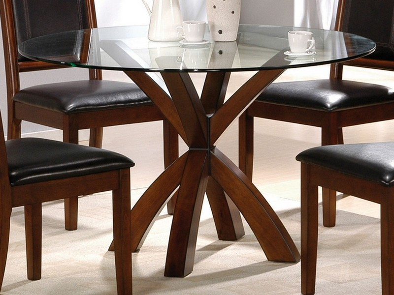 Glass Top Bistro Table And Chairs