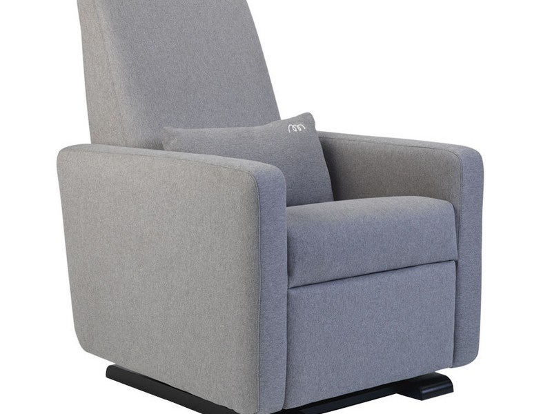 Glider Rocker Recliner Loveseat
