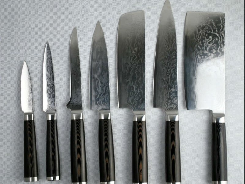 Global Knives Set Aldi