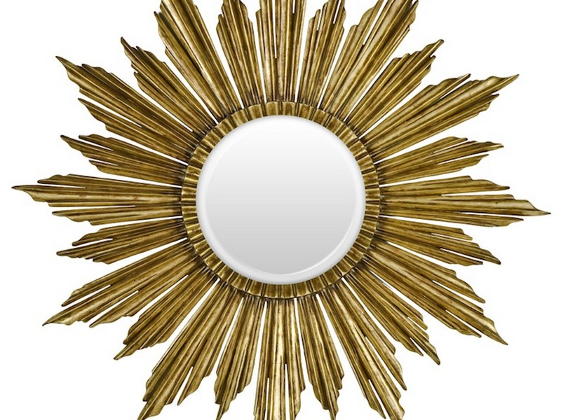 Gold Sun Mirror Uk