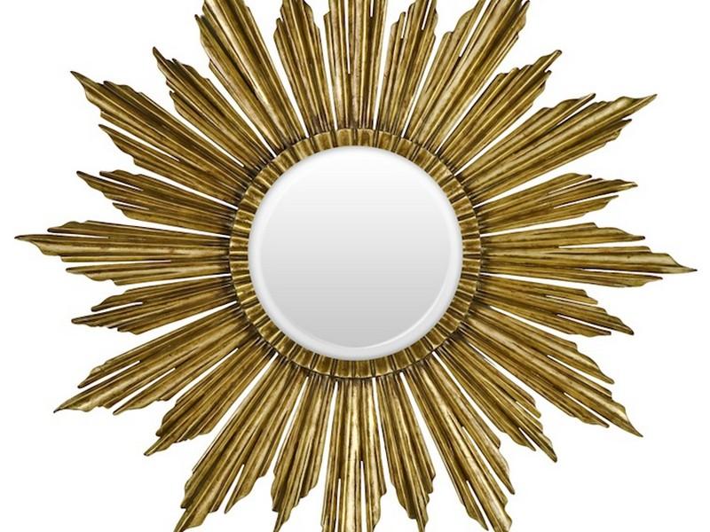 Gold Sun Mirror Uk