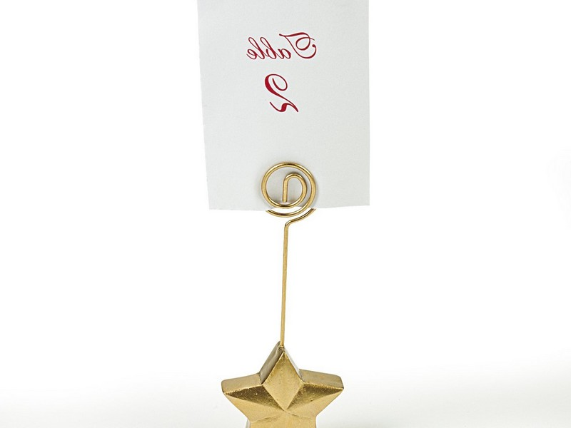 Gold Table Number Holders Cheap