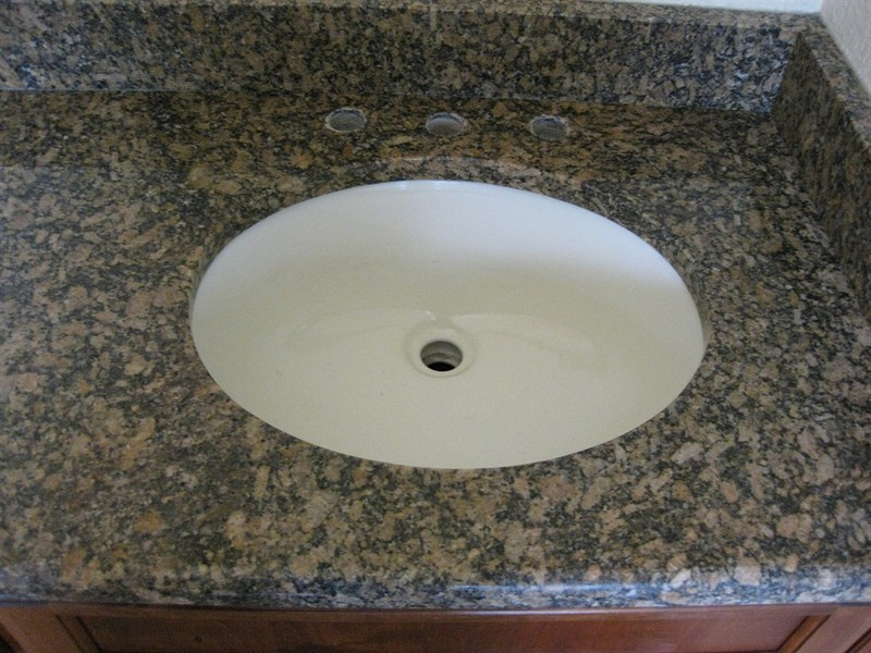 Granite Bathroom Sinks Undermount