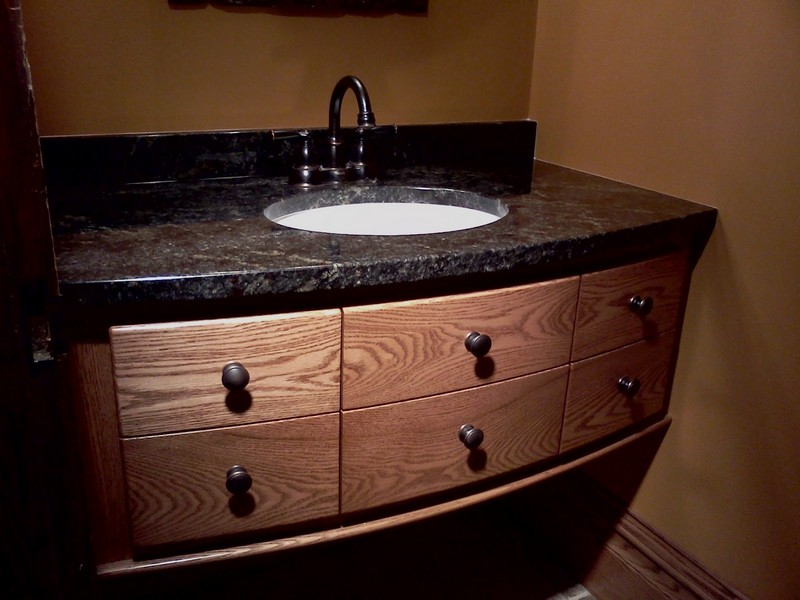 Granite Bathroom Vanities Tops