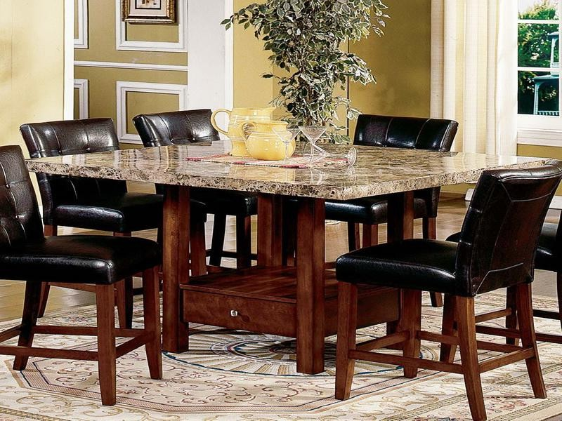 Granite Dining Room Table