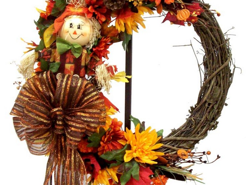 Grapevine Wreath Ideas For Fall