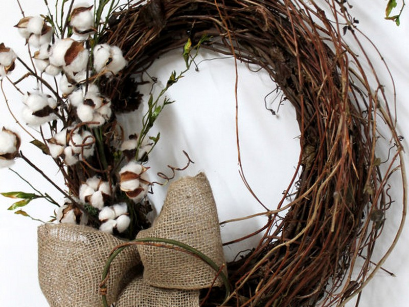 Grapevine Wreath Ideas