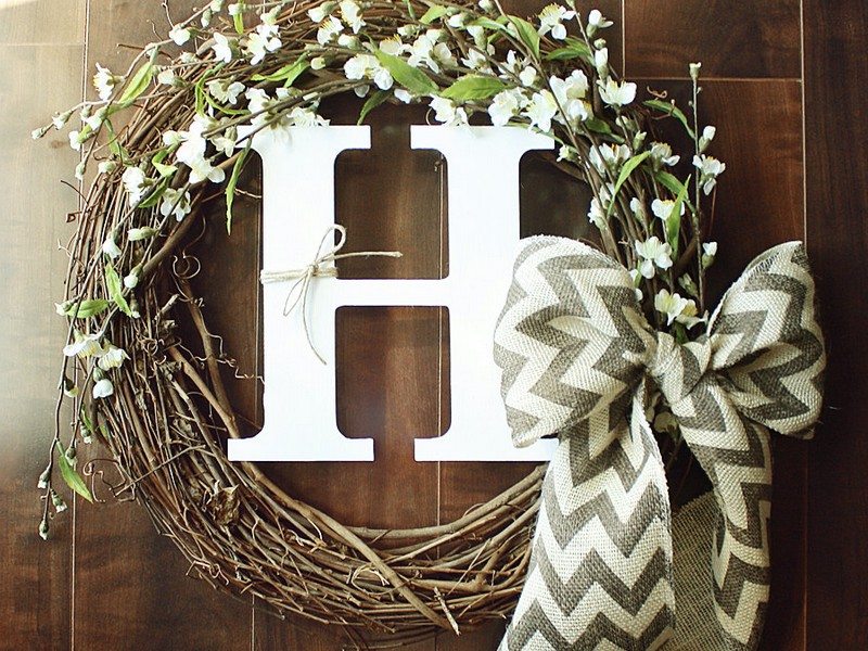 Grapevine Wreaths For Front Door