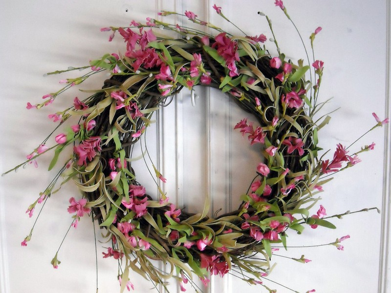 Grapevine Wreaths For Spring