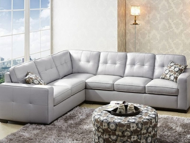 Gray Sectional Couches