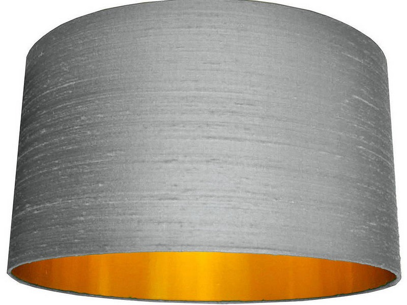 Grey Lamp Shades