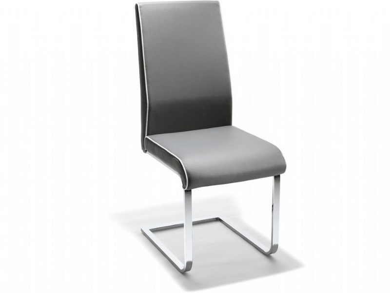 Grey Leather Dining Chairs Uk