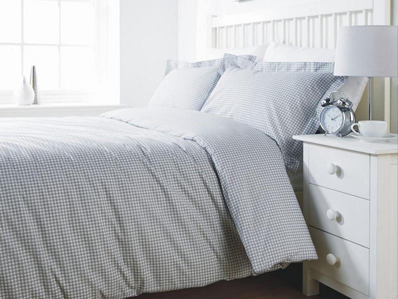 Grey Linen Duvet Cover Uk