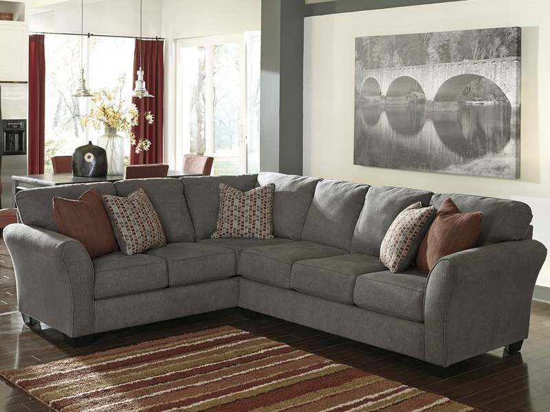 Grey Sectional Couch Ashley Furniture