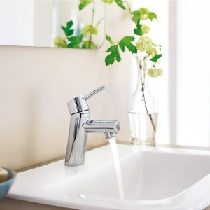 Grohe Bathroom Faucets Polished Brass
