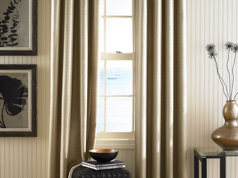 Grommet Panel Curtains