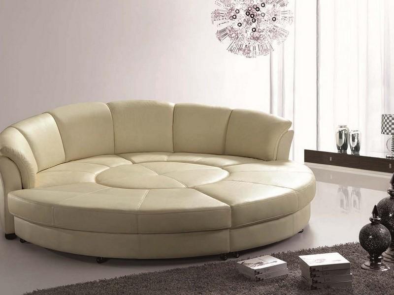 Half Circle Sofa Sectional