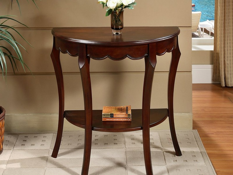Half Moon Accent Tables Furniture