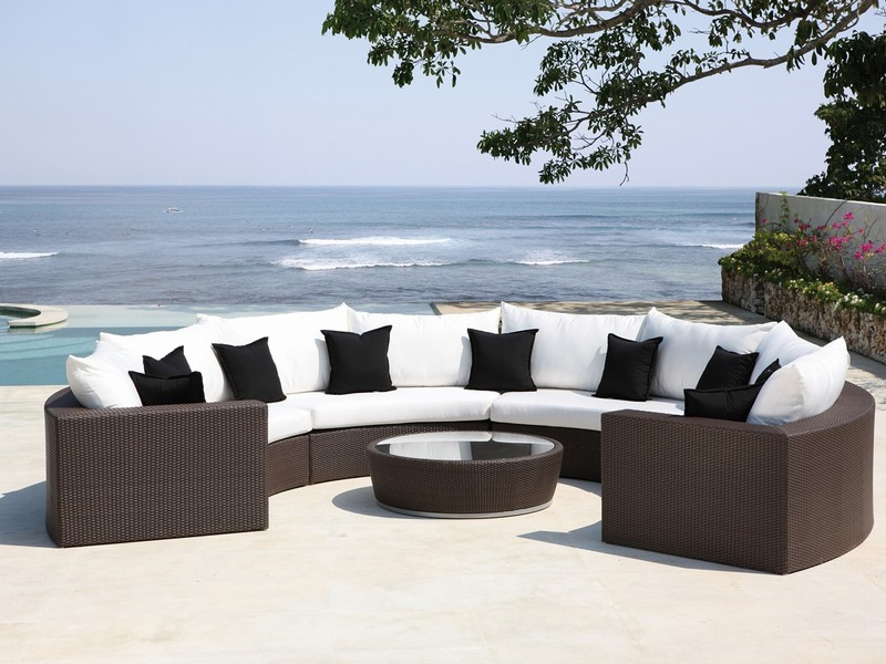 Half Moon Outdoor Furniture