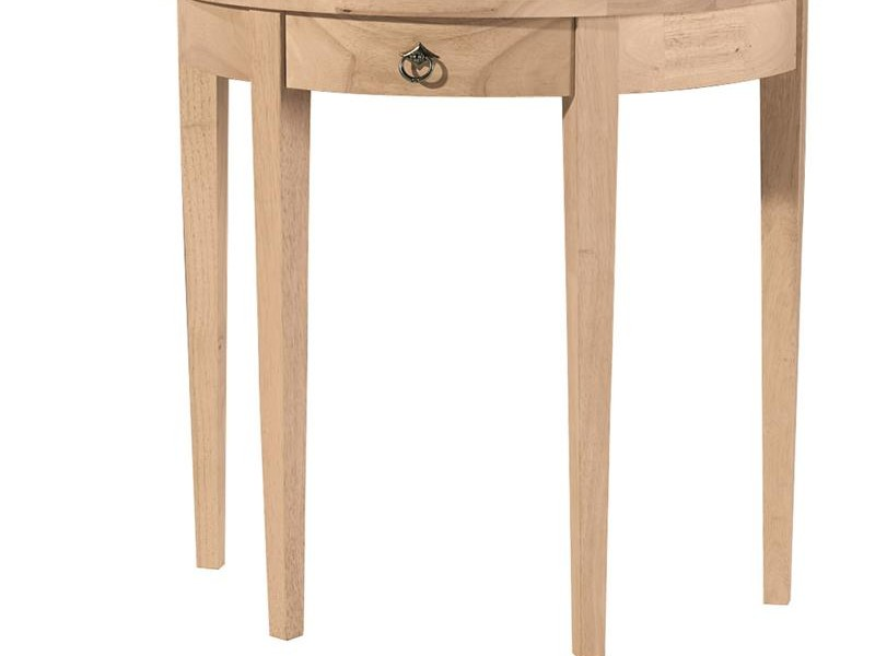 Half Round Accent Tables