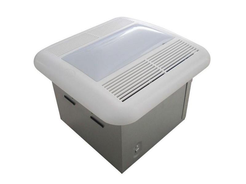 Hampton Bay Bathroom Fan Light