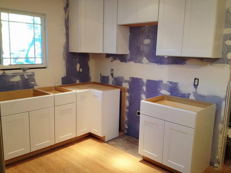 Hampton Bay Cabinets
