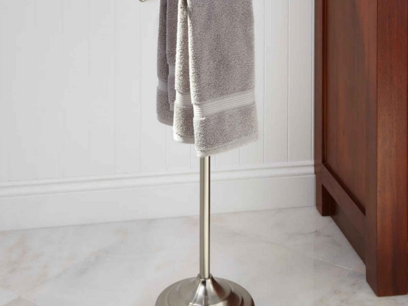 Hand Towel Ring Stand