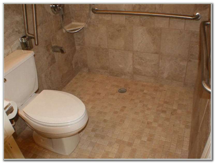 Handicap Accessible Bathroom Designs