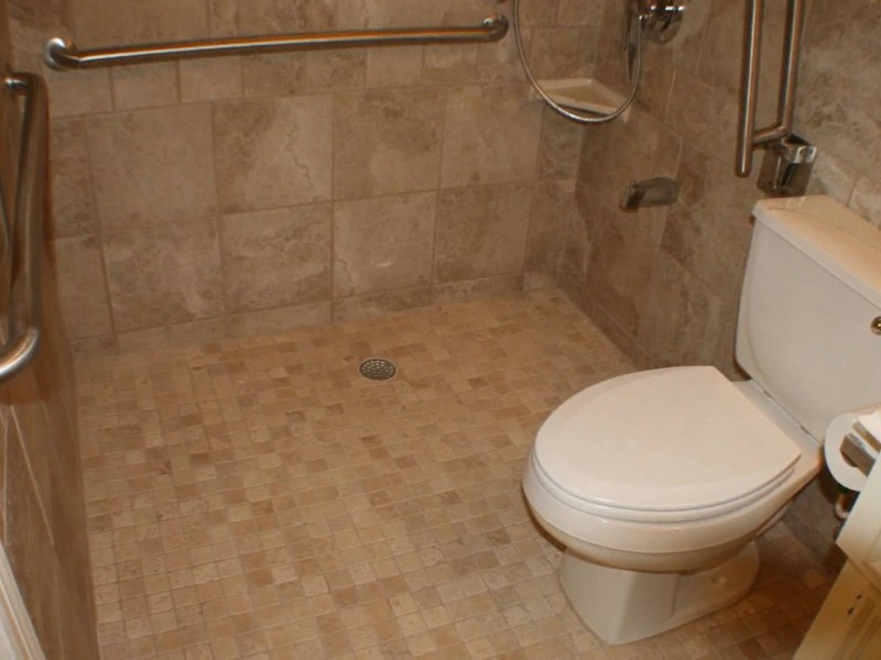 Handicap Bathroom Design Ideas