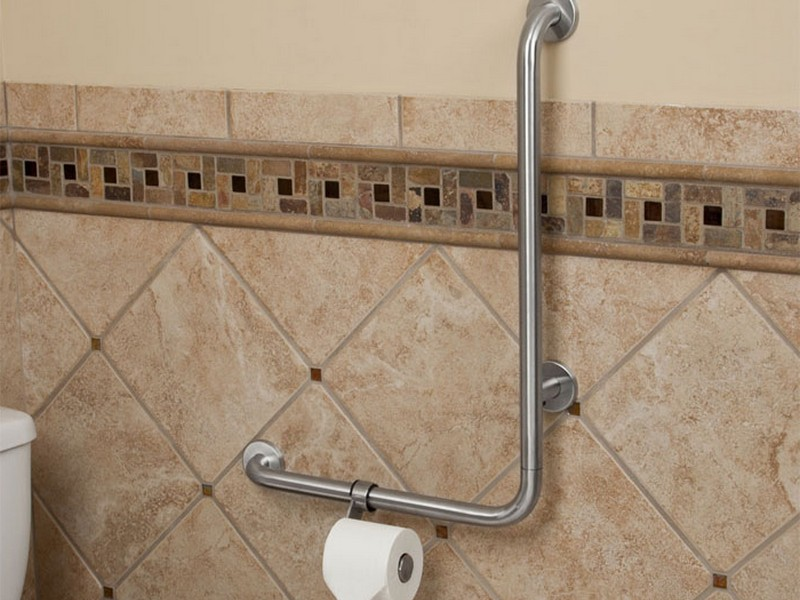 Handicap Bathroom Rails Height