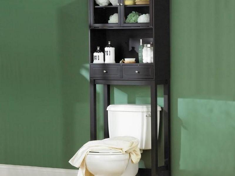 Hanging Bathroom Cabinet Over Toilet