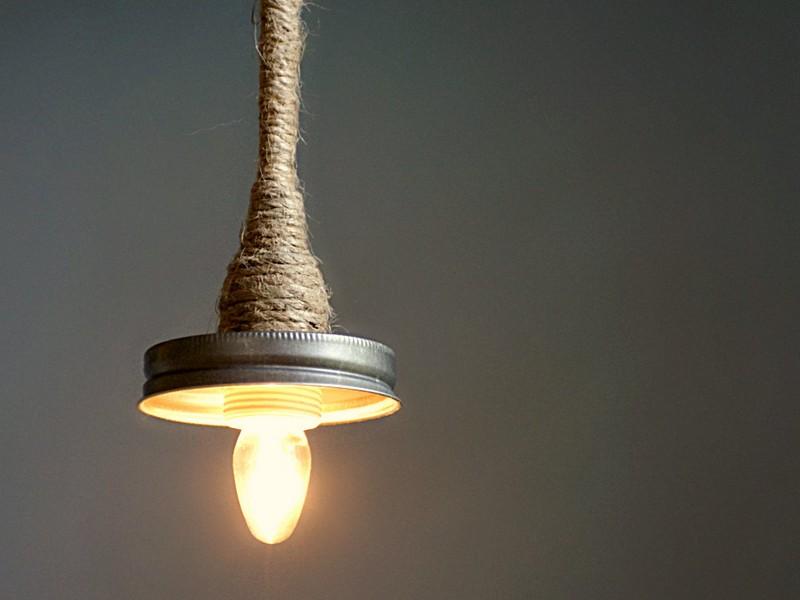 Hanging Lamp Kit