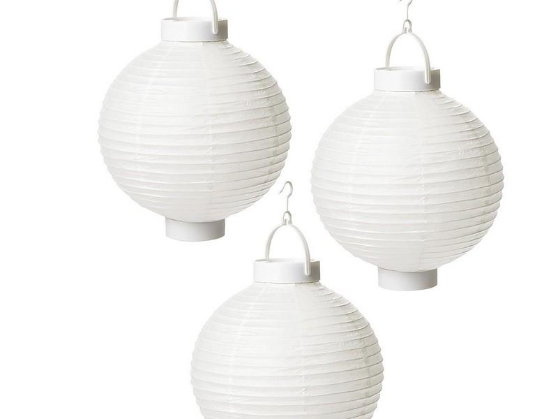 Hanging Paper Lanterns Indoor