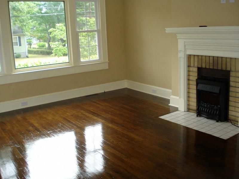 Hardwood Floor And Paint Combinations