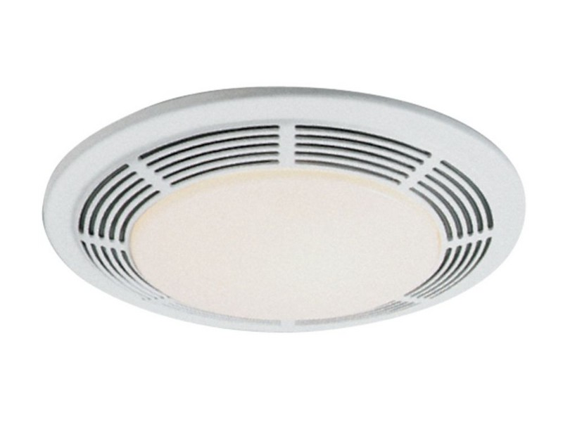 Heat Lamp Bathroom Fan