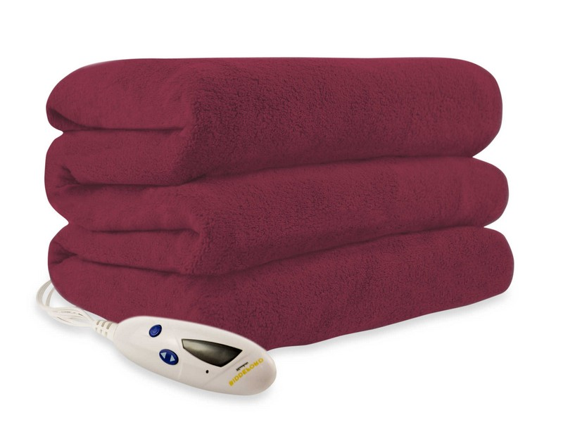 Heated Throw Blankets