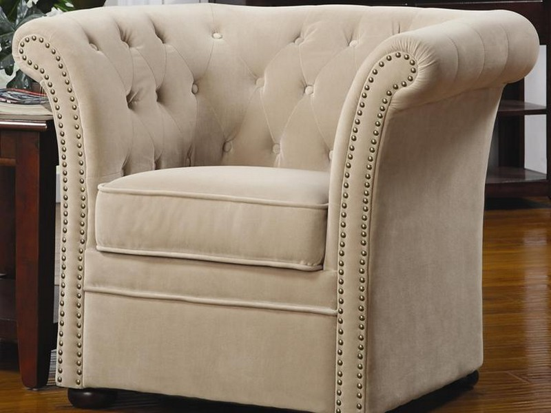 High Back Accent Chairs With Arms