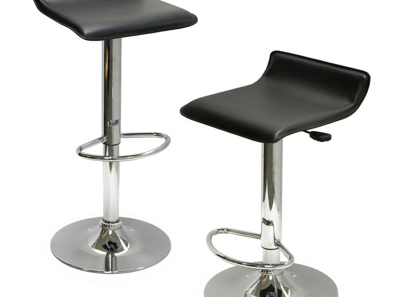 High Back Breakfast Bar Stools