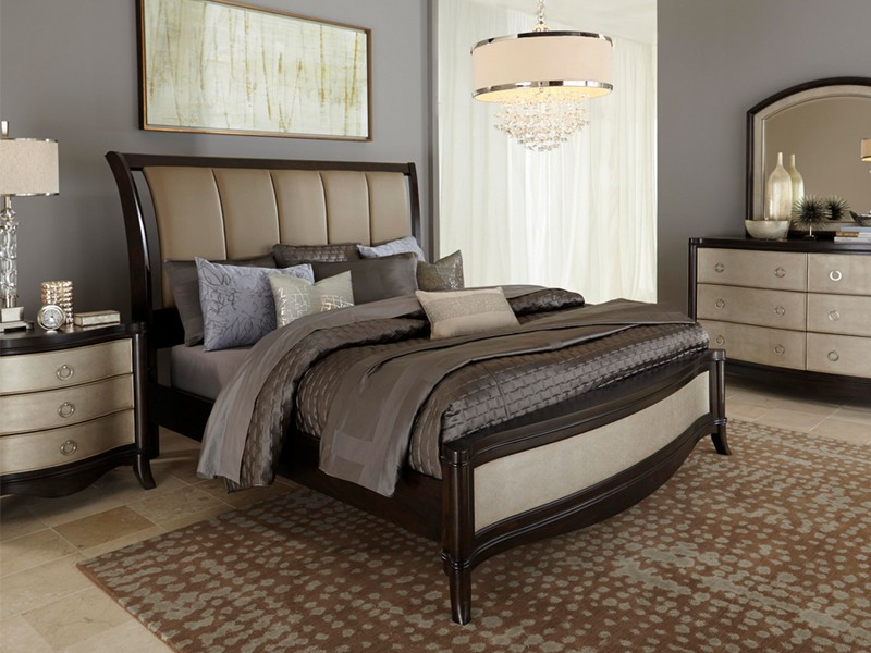 Hollywood Glam Bedroom Set