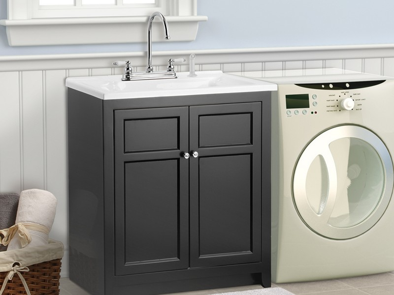 Home Depot Bathrooms Cabinets