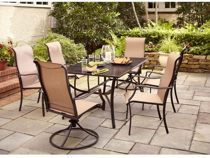 Home Depot Patio Dining Sets