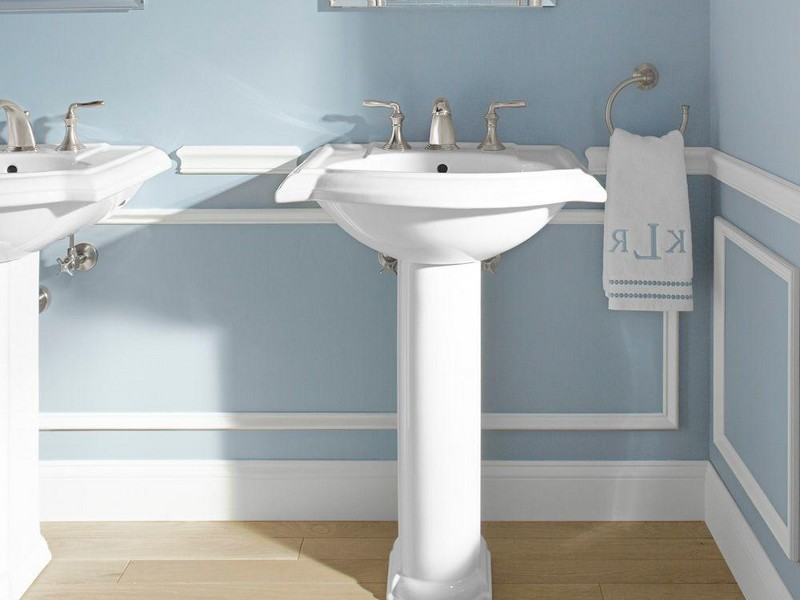 Home Depot Pedestal Sinks