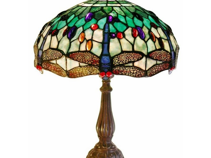 Home Depot Tiffany Lamps
