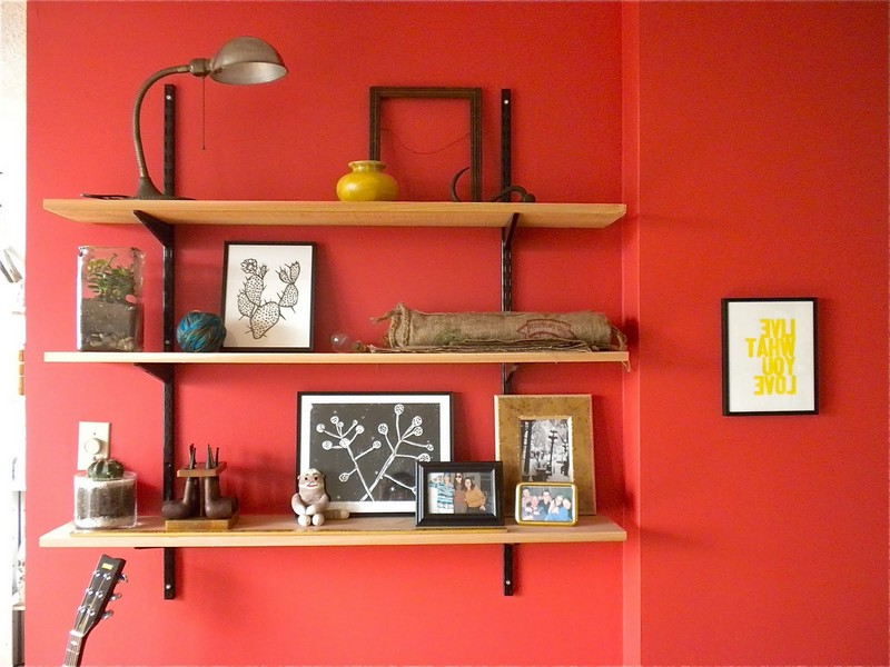 Home Depot Wall Shelf